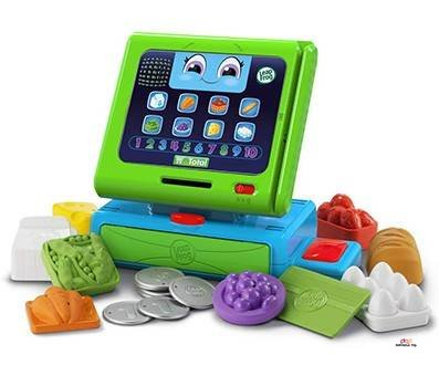 Small Product Image Of LeapFrog Count Along Cash Register