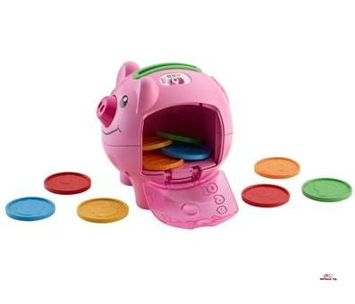 Product image of Fisher-Price Laugh & Learn Smart Stages Piggy Bank