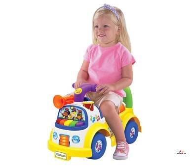 Product image of Little People Fisher-Price Music Parade Ride-On