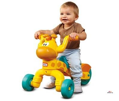 Product image of Little Tikes Go and Grow Lil Rollin Giraffe Ride-on