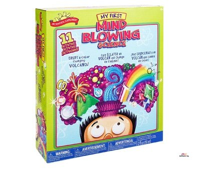 Product image of Scientific Explorer My First Mind Blowing Science Kit