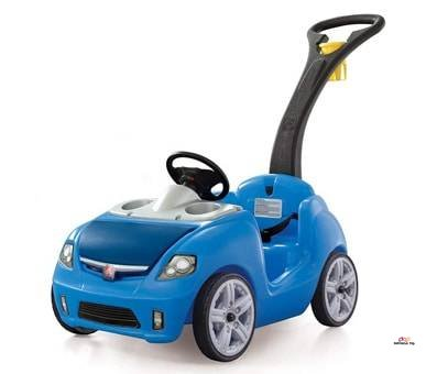 Product image of Step2 Whisper Ride II Ride-On Push Car