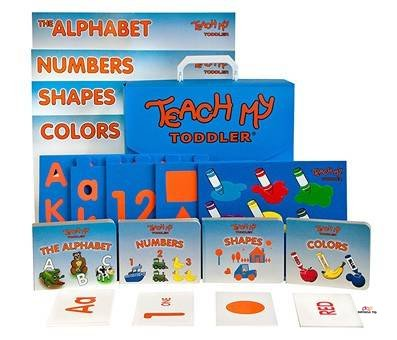 Product image of Teach My Toddler Learning Kit