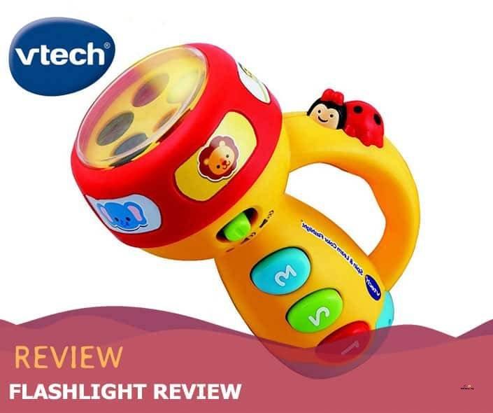 Review featured VTech Flashlight