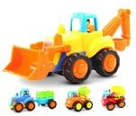 Small Product image of Friction Powered Construction Car Toys by GoStock