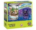 Small Product image of Grow n Glow Terrarium - Science Kit for Kids