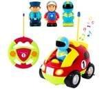 Small Product image of Liberty Imports Cartoon RC Race Car Radio