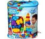 Small Product image of Mega Bloks 80-Piece Big Building Bag
