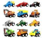 Small Product image of Yeonha Toys Pull Back Vehicles