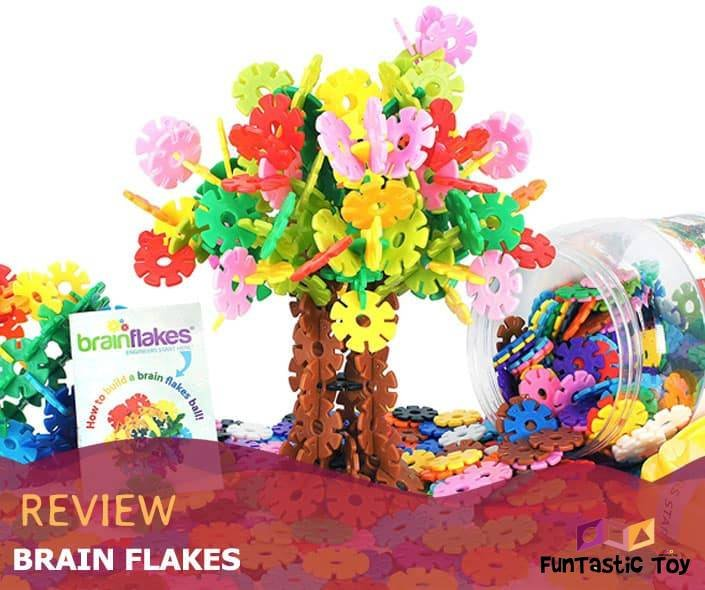 Featured image of Brain Flakes review
