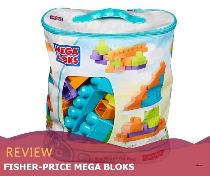 Featured image of Fisher-Price Mega Bloks review