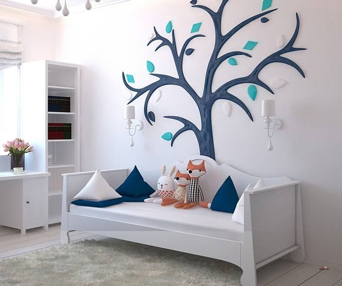 Image of bed for toddler