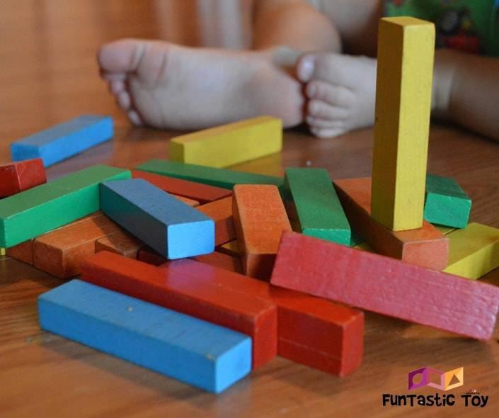 Image of wooden blocks