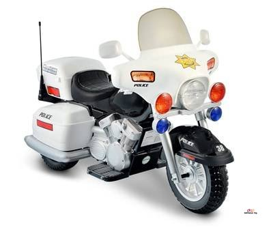 Product image of 12V Police Motorcycle