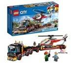 Small Product image of LEGO City Heavy Cargo Transport 60183 Building Kit (310 Piece)