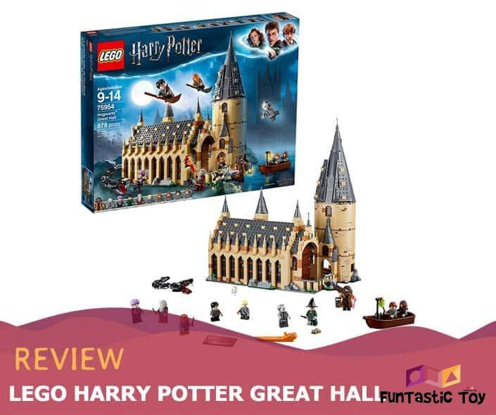 Featured image of Lego Harry Potter Great Hall Review