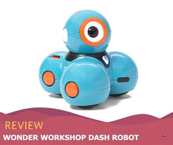 Featured image of Wonder Workshop Dash Robot Review