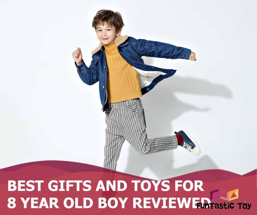 Featured image of happy 8 year old boy