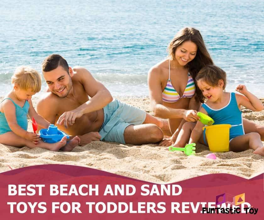 Featured image of happy family with kids on beach
