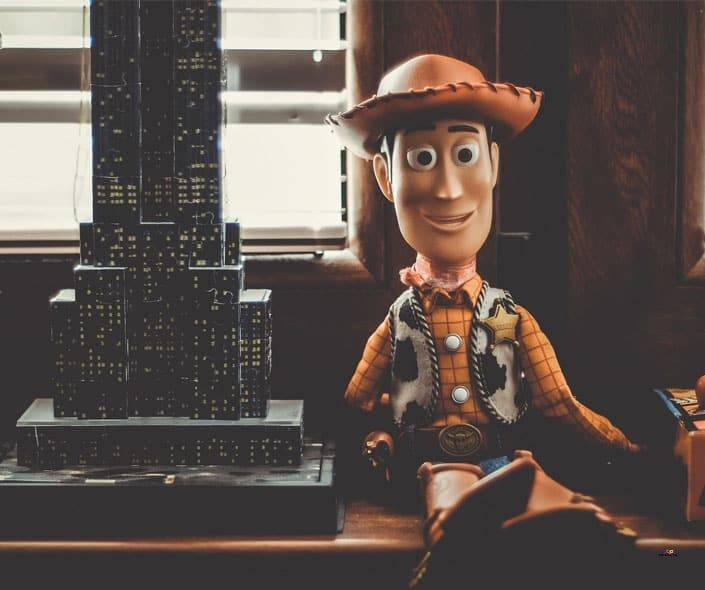 Featured image of toy Woody from Toy Story