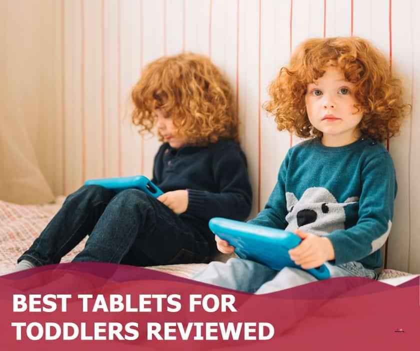 Featured image of two girls using digital tablet