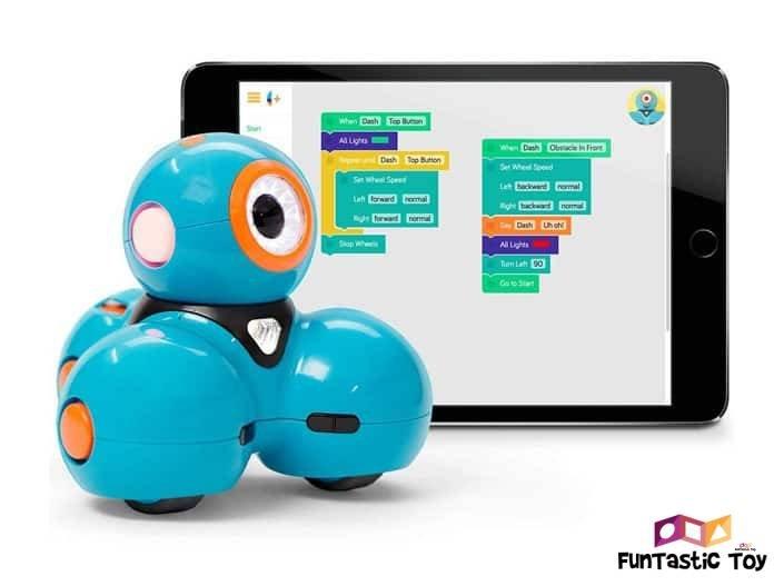 Image of Wonder Workshop Dash Robot example