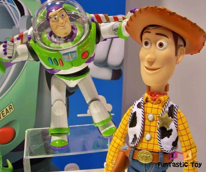Image of Woody and Buzz from Toy Story
