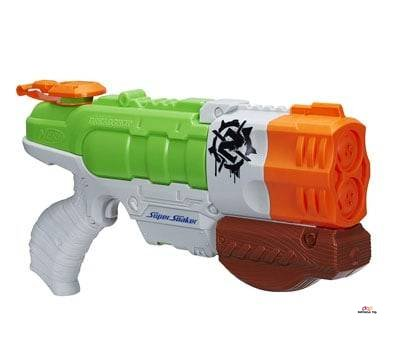 Product image of Nerf Super Soaker Zombie Strike