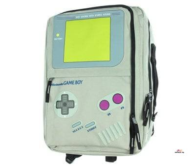Product image of Nintendo Game Boy Convertible Backpack