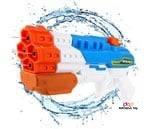 Small product image of Balnore Water Gun Soaker