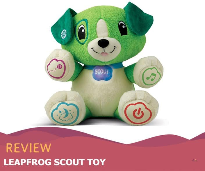 Featured image of Leapfrog Scout Toy