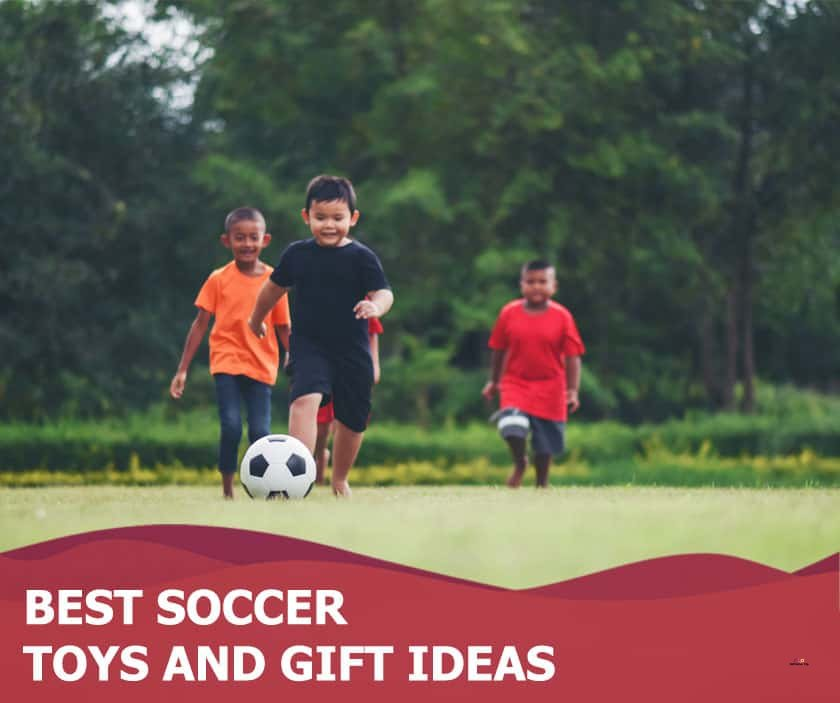 Featured image of boys playing soccer in park