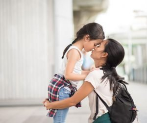 Featured image of mother and daughter hugging