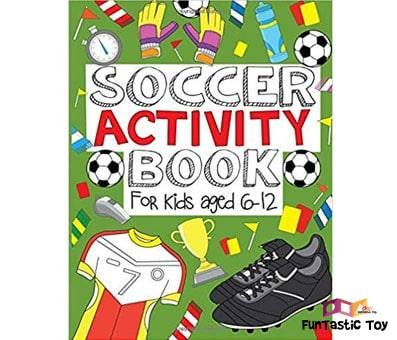 Product image of Soccer Activity Book