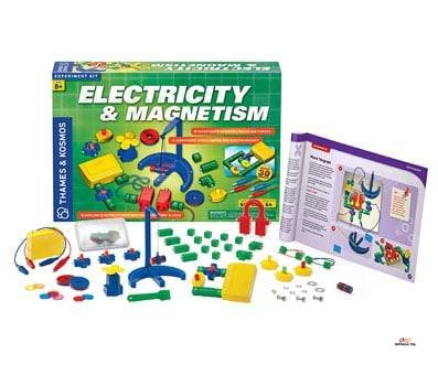 Product image of Thames & Kosmos Electricity & Magnetism Kit