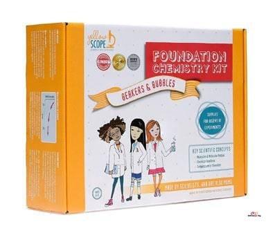 Product image of Yellow Scope - Foundation Chemistry Kit