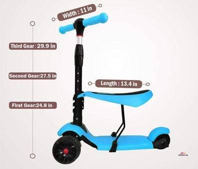 Product image of Yoleo Kids Scooter