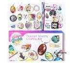 Small product image of Glittery Garden Girls Jewelry Making Kit