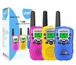 Small product image of Qianghong T3 Kids Walkie Talkies