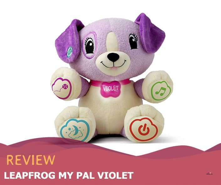 Featured image of Leapfrog My Pal Violet Review