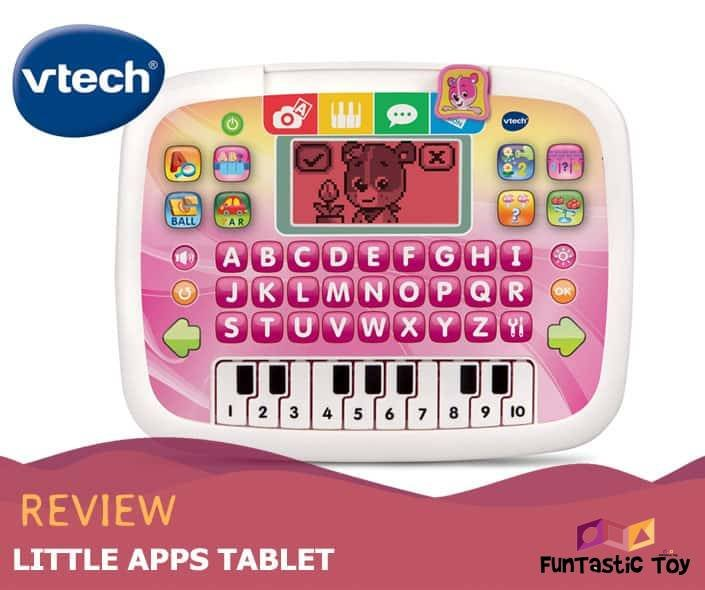 Featured image of Little Apps Tablet Review