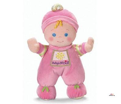 Product image of Fisher-Price Brilliant Basics Babys First Doll