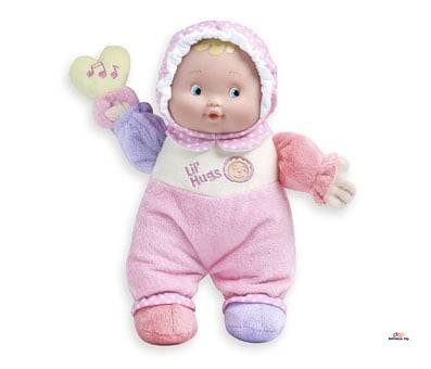 Product image of JC Toys Lil Hugs Your First Baby Doll