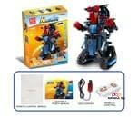 Small product image of DAZHONG Electric RC Robot Bricks STEM Toy