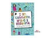 Small product image of I Am Confident, Brave & Beautiful A Coloring Book for Girls