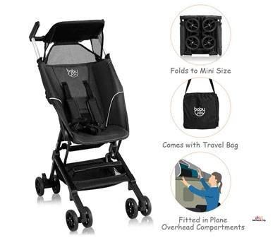 Product image of BABY JOY Pocket Stroller