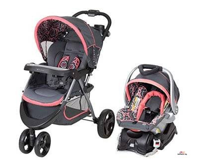 Product image of Baby Trend Nexton Travel System
