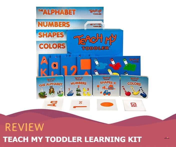 Featured image of Teach My Toddler Learning Kit Review