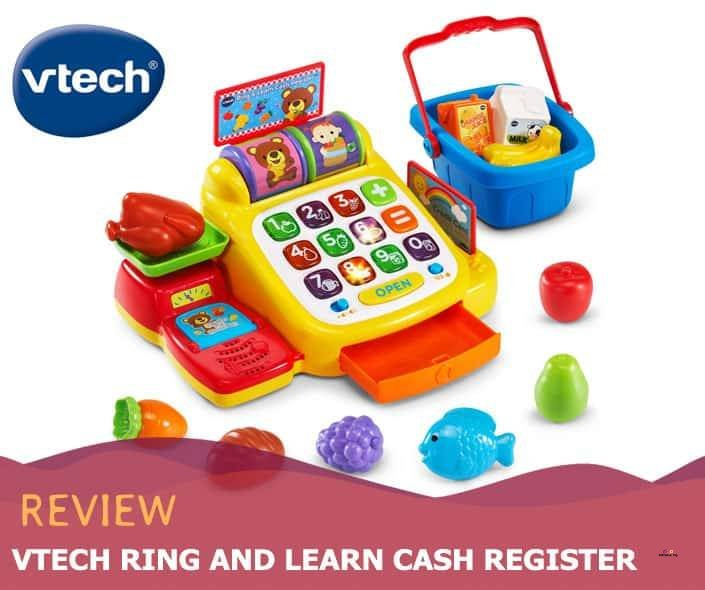 Featured image of VTech Ring and Learn Cash Register review