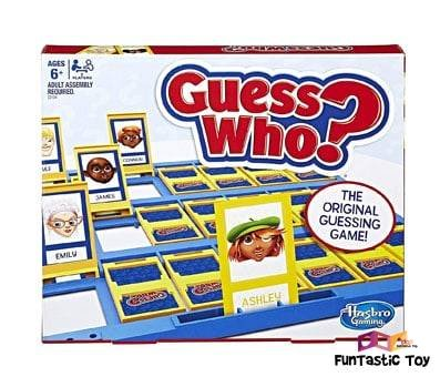 Product image of Hasbro Guess Who